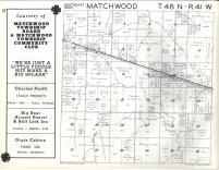 Matchwood T48N-R41W, Ontonagon County 1959